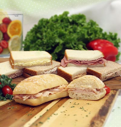 Savour 2 Go Sandwiches